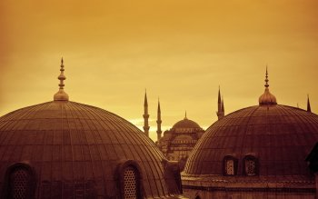 Religious - Sultan Ahmed Mosque Wallpapers and Backgrounds ID : 525892
