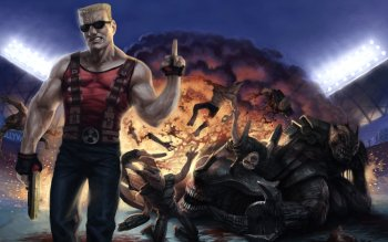 Video Game - Duke Nukem Forever Wallpapers and Backgrounds ID : 525920