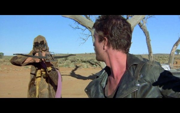 Movie Mad Max 2: The Road Warrior HD Wallpaper   Background Image
