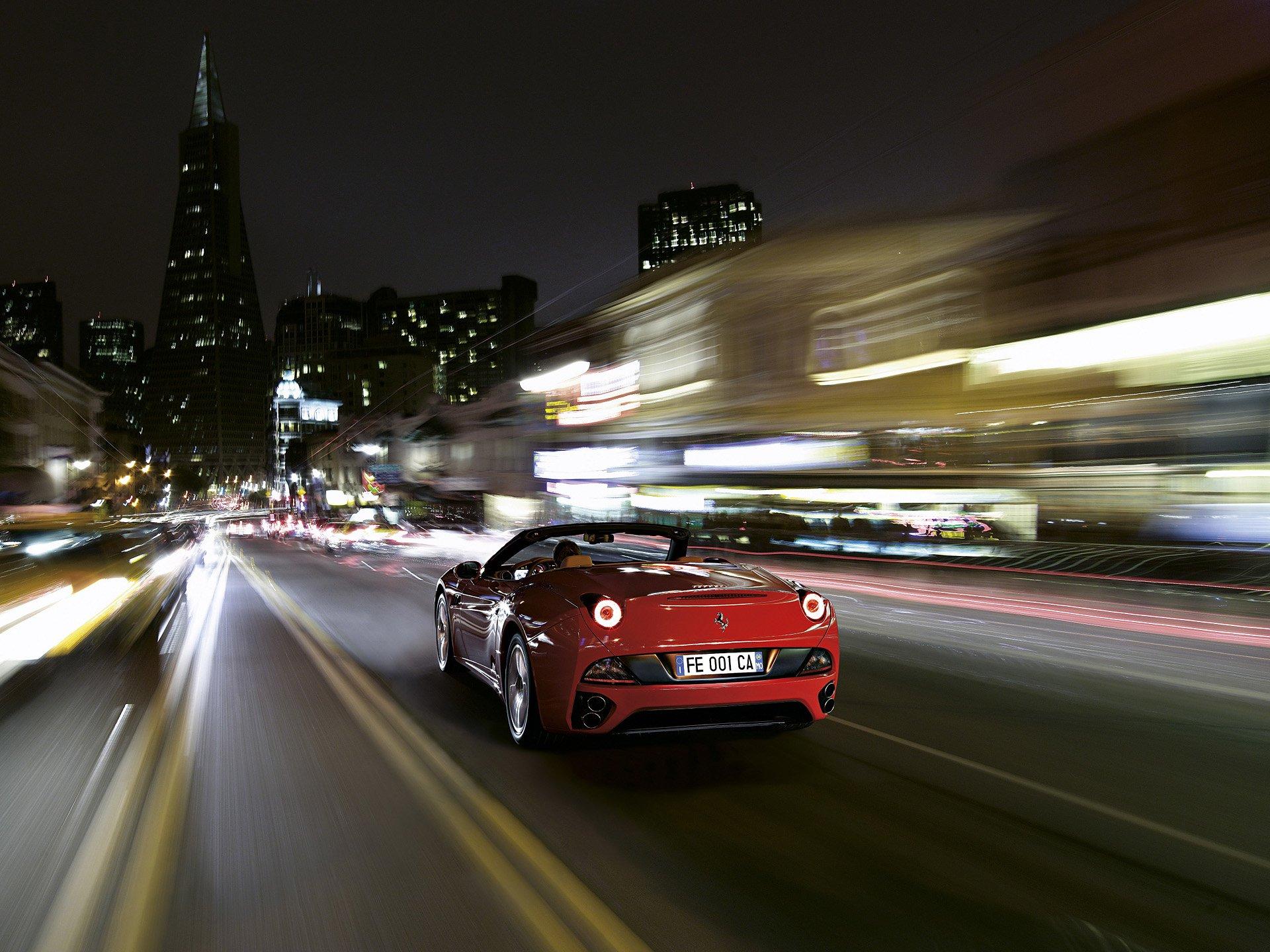 Ferrari California Fondo de pantalla HD   Fondo de ...