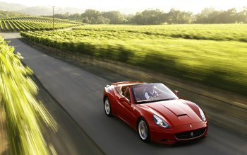 Vehicles - Ferrari California Wallpapers and Backgrounds ID : 526041