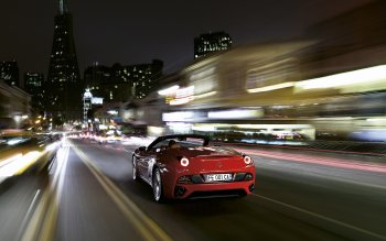 Vehicles - Ferrari California Wallpapers and Backgrounds ID : 526050