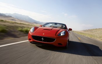 Vehicles - Ferrari California Wallpapers and Backgrounds ID : 526051
