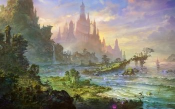 Fantasy - Castle Wallpapers and Backgrounds ID : 526747
