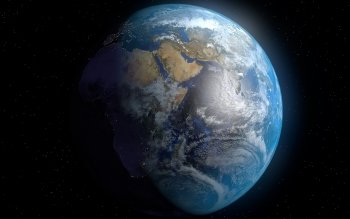 Earth - From Space Wallpapers and Backgrounds ID : 526984