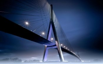 Man Made - Pont De Normandie Wallpapers and Backgrounds ID : 527295