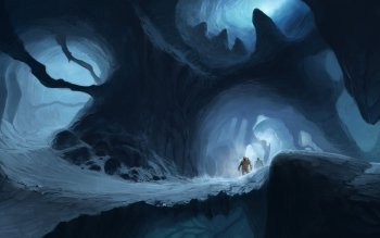 Preview Sci Fi - Cave Art