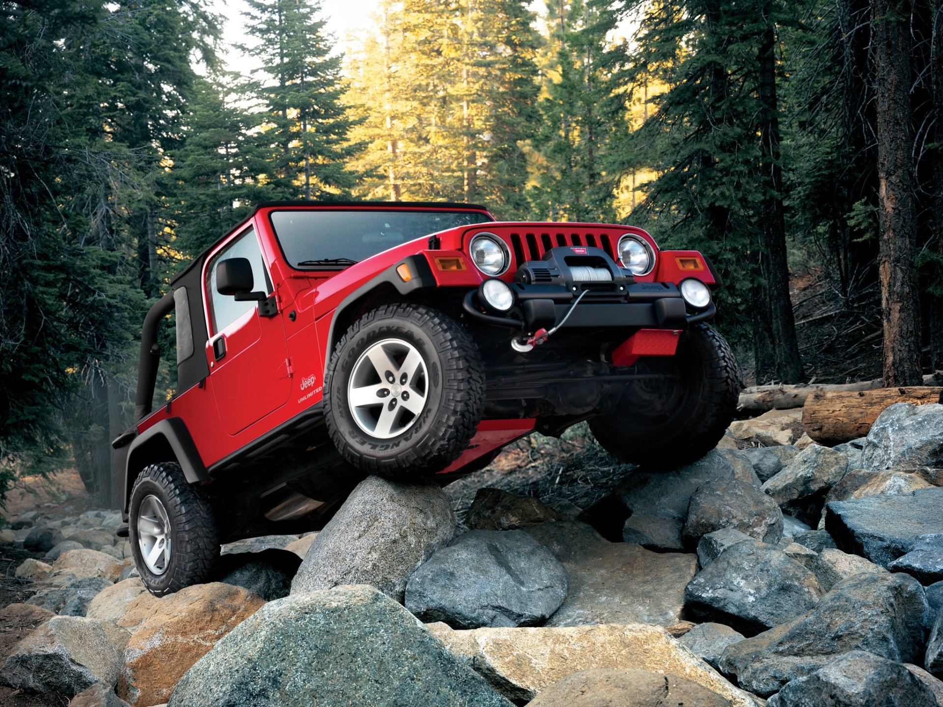 Vehicles - Jeep  Wallpaper
