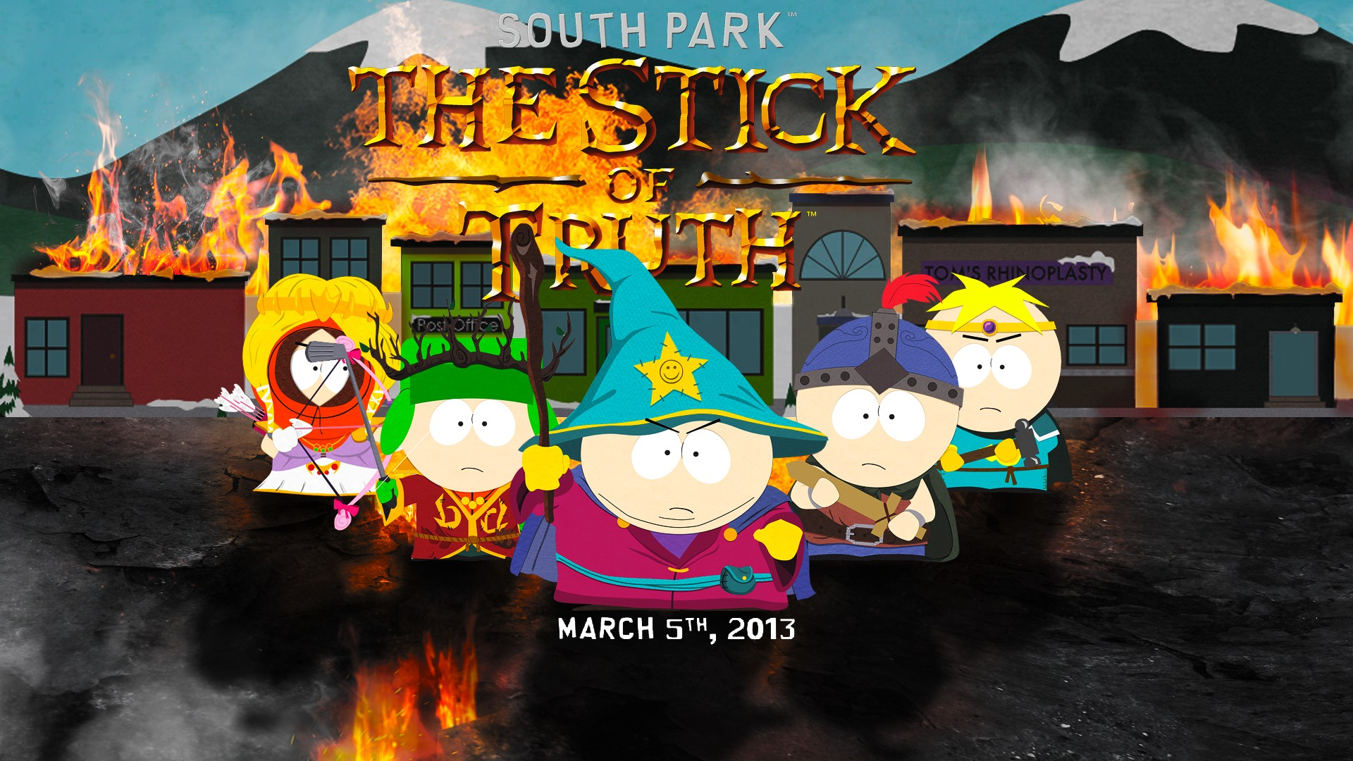 South Park Computer Achtergronden, Desktop Achtergronden