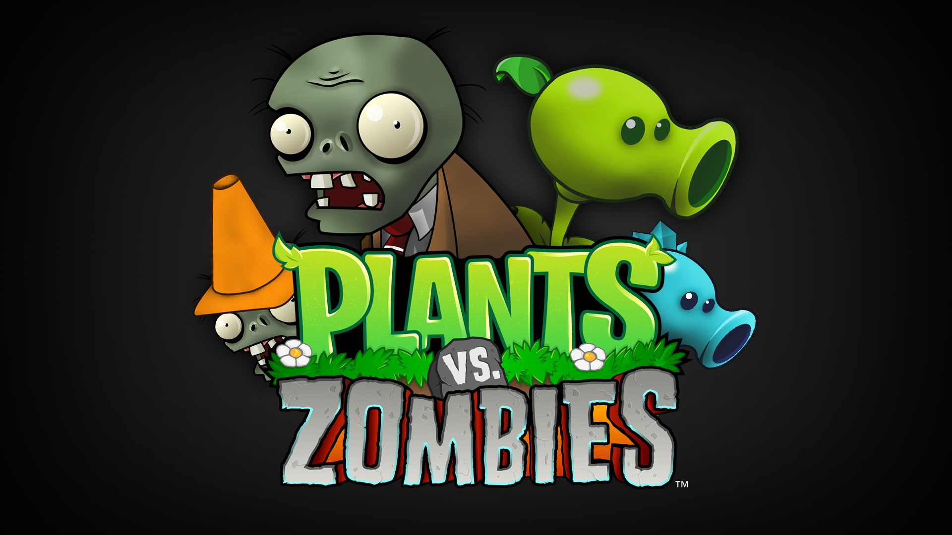 plants vs. zombies full hd wallpaper and background image
