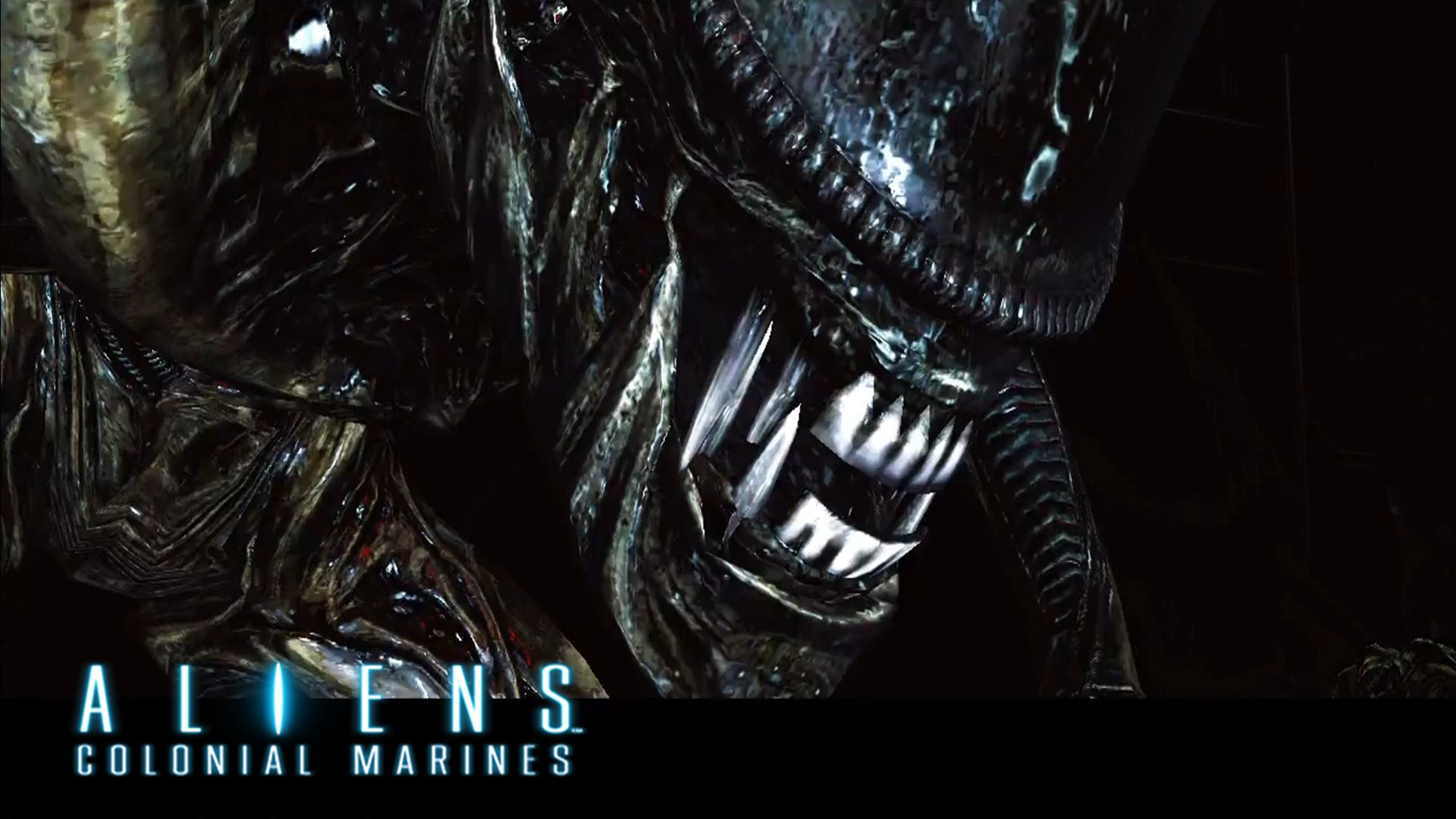 aliens colonial marines full hd wallpaper and background