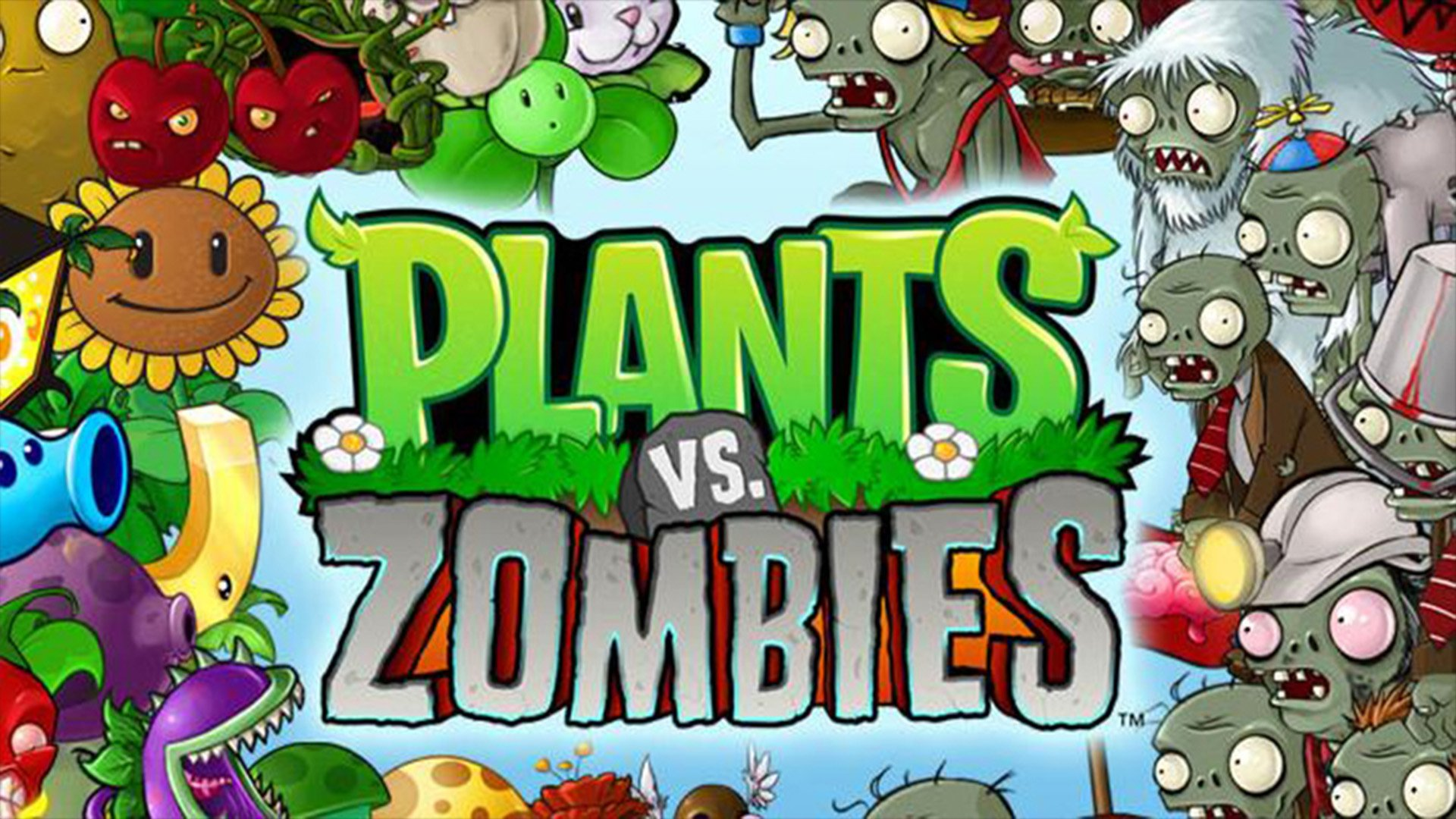12 plants vs. zombies hd wallpapers | background images - wallpaper