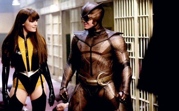 Movie Watchmen Patrick Wilson Silk Spectre Malin Akerman Nite Owl HD Wallpaper | Background Image