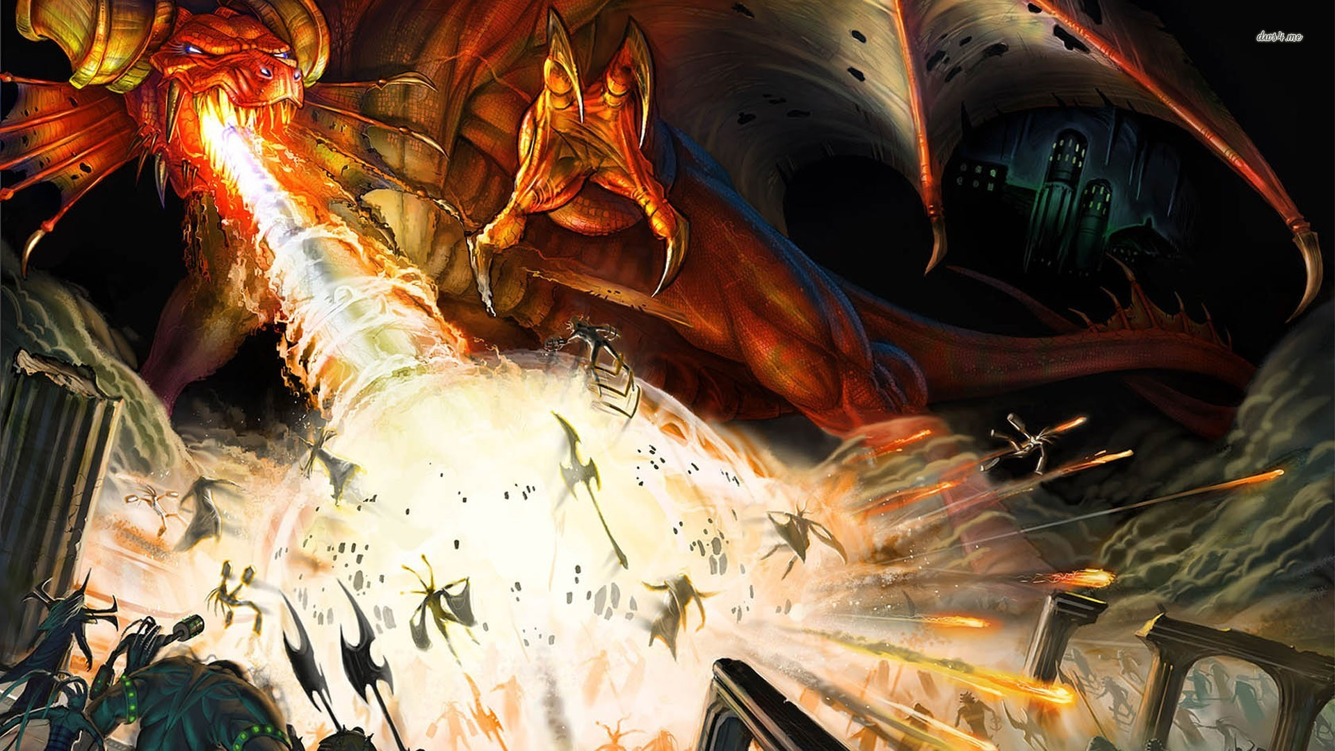 Dungeons Dragons Hd Wallpaper Background Image 1920x1080