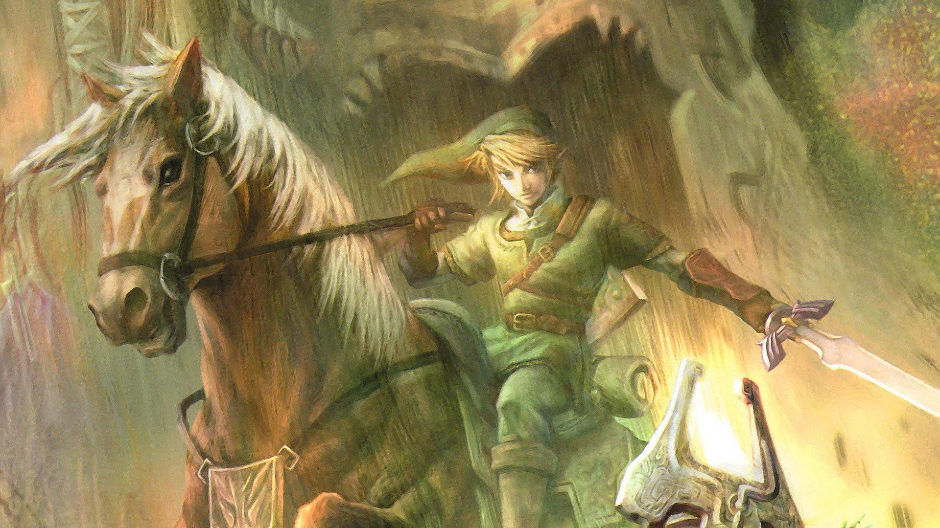 The Legend Of Zelda Twilight Princess Hd Wallpaper Background