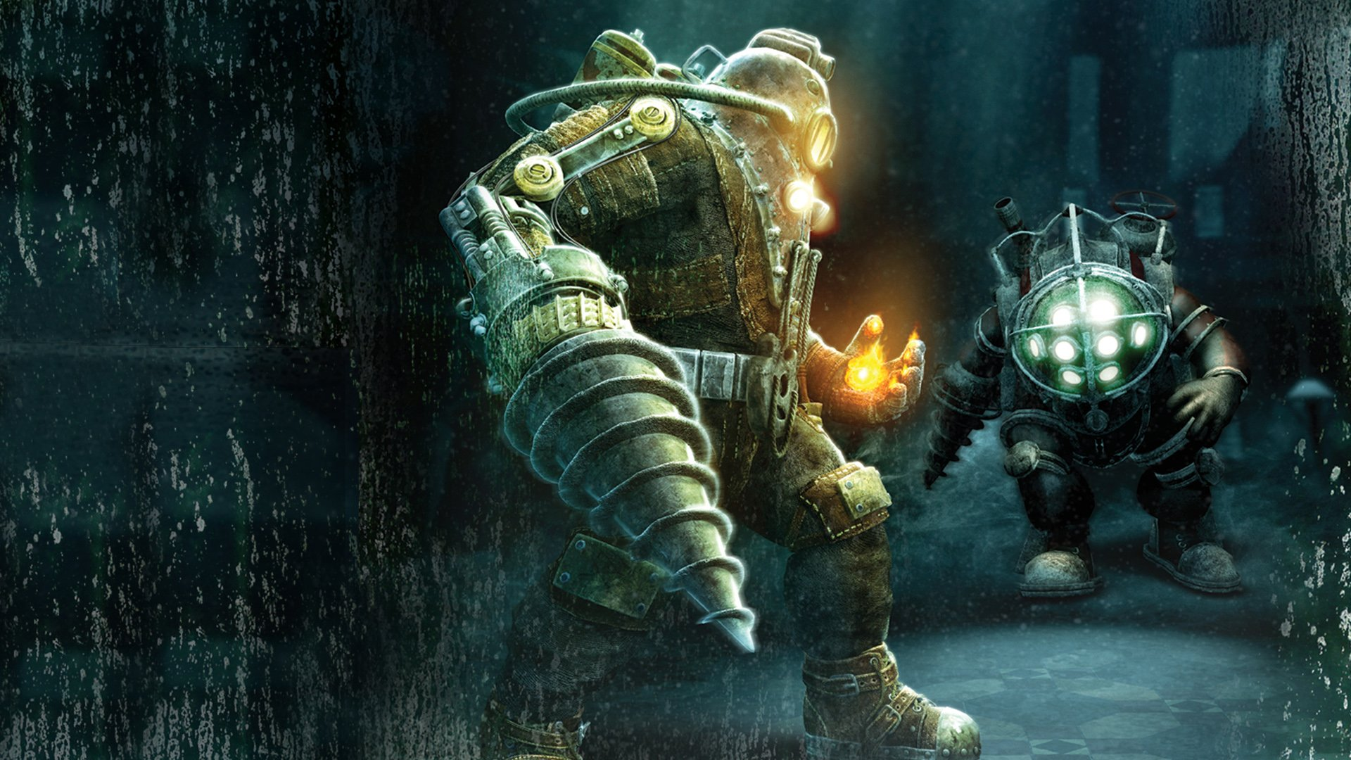 Bioshock 2 HD Wallpaper | Background Image | 1920x1080