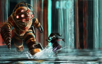 Video Game - Bioshock Wallpapers and Backgrounds ID : 531915