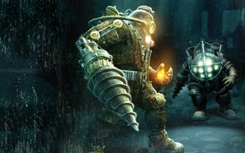 Video Game - Bioshock 2 Wallpapers and Backgrounds ID : 531924