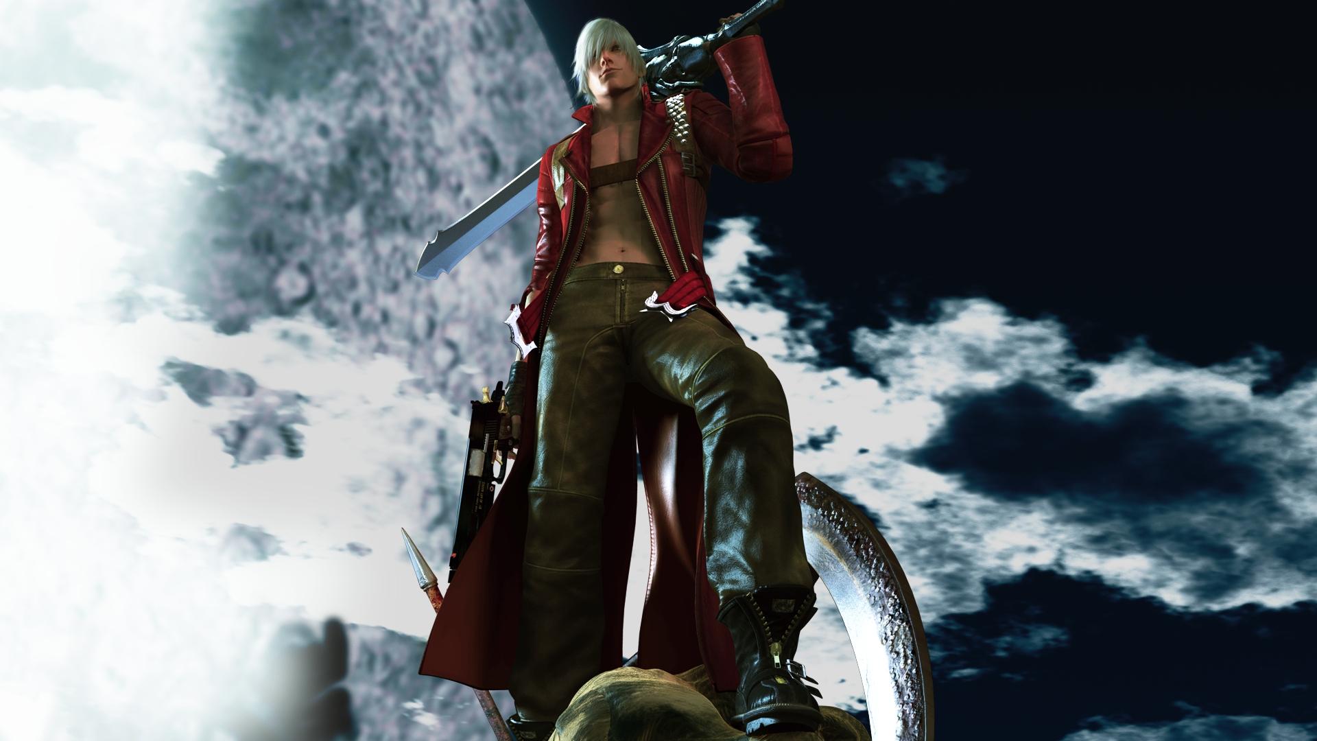 Devil May Cry 3: Dante's Awakening HD Wallpaper ...