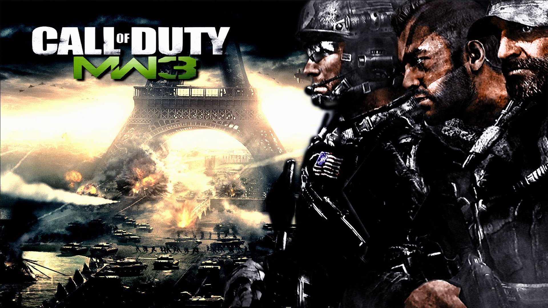 Call of Duty: Modern Warfare 3 HD Wallpaper | Background ...