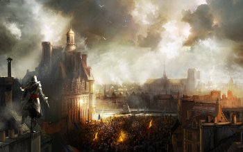 Video Game - Assassin's Creed: Unity Wallpapers and Backgrounds ID : 532579