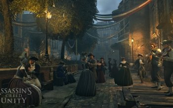 Video Game - Assassin's Creed: Unity Wallpapers and Backgrounds ID : 532584