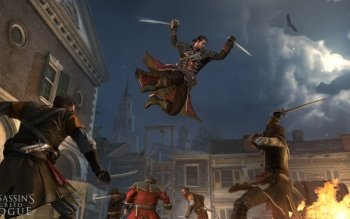 Video Game - Assassin's Creed: Rogue Wallpapers and Backgrounds ID : 532713