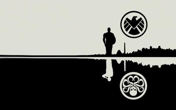 Comics Agents of S.H.I.E.L.D. Marvel Comics Hydra S.H.I.E.L.D. HD Wallpaper   Background Image