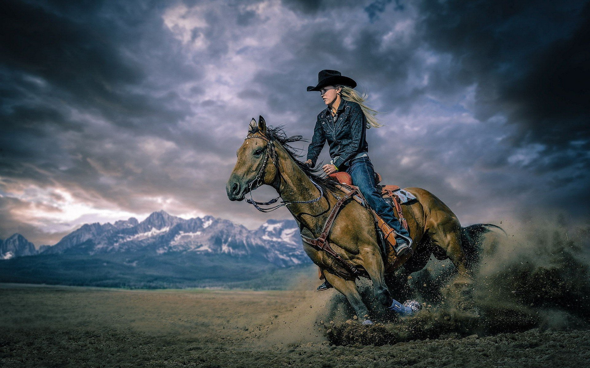 14 Horse Riding Hd Wallpapers Background Images Wallpaper Abyss
