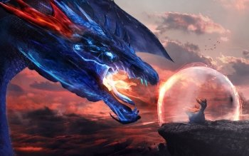 Fantasy - Dragon Wallpapers and Backgrounds ID : 533698