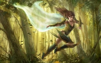 Fantasy - Elf Wallpapers and Backgrounds ID : 534471