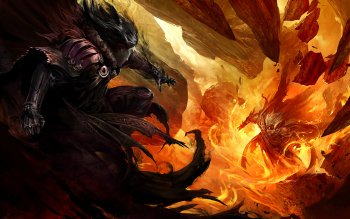Fantasy - Warrior Wallpapers and Backgrounds ID : 535314