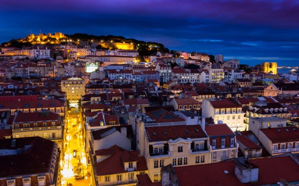 Man Made Lisbon Cities Portugal HD Wallpaper | Background Image