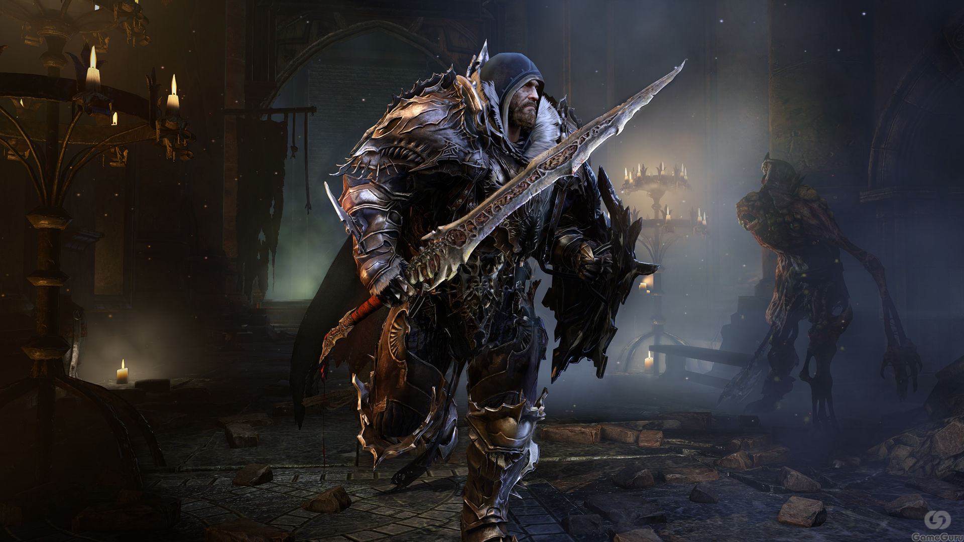 lords of the fallen how to break walls