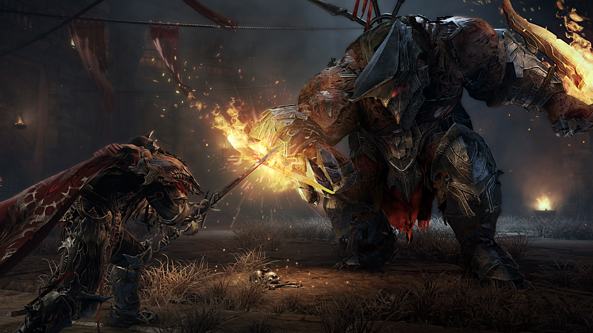 Lords Of The Fallen Full HD Wallpaper And Background