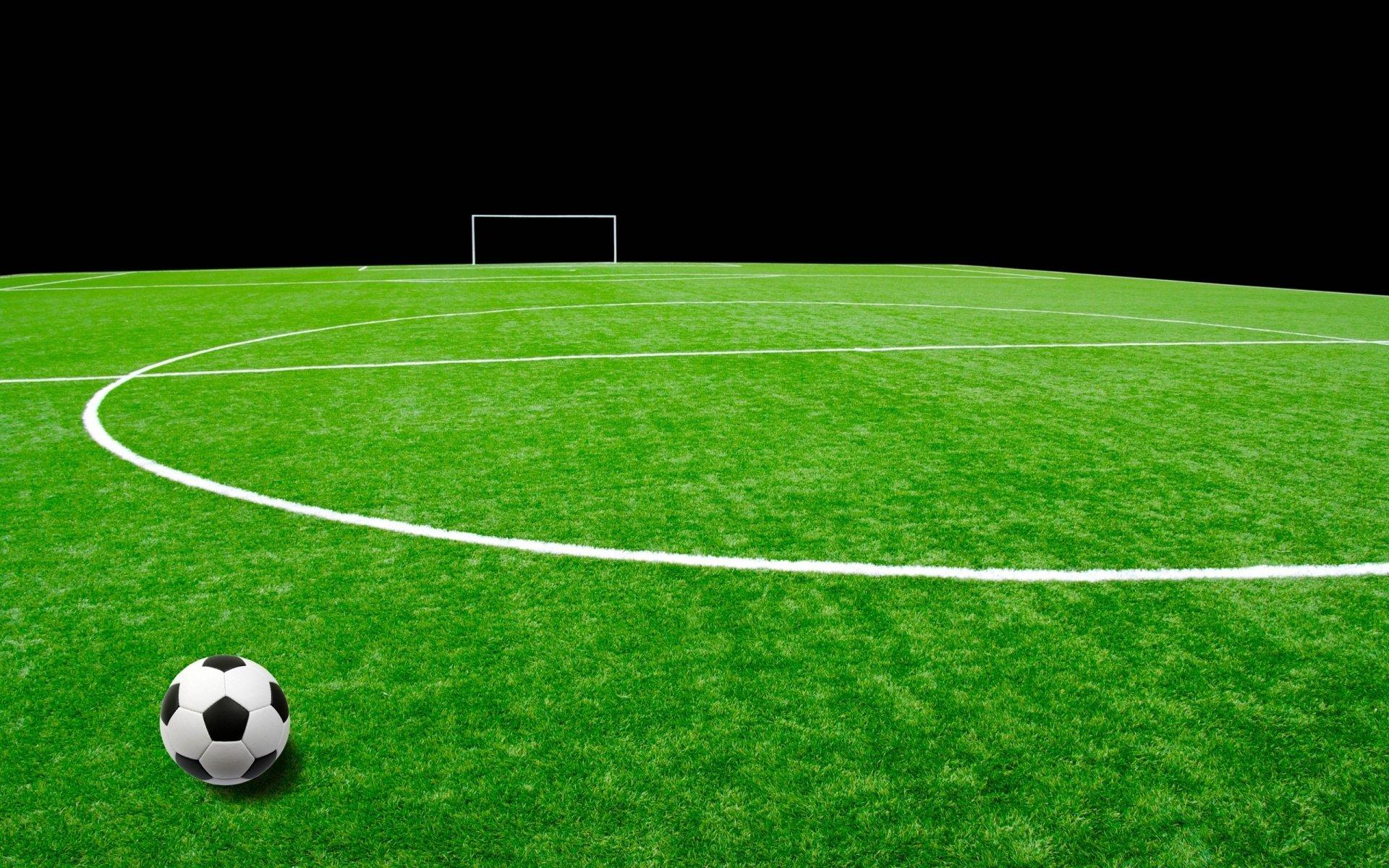 Soccer field  iPhone Wallpaper