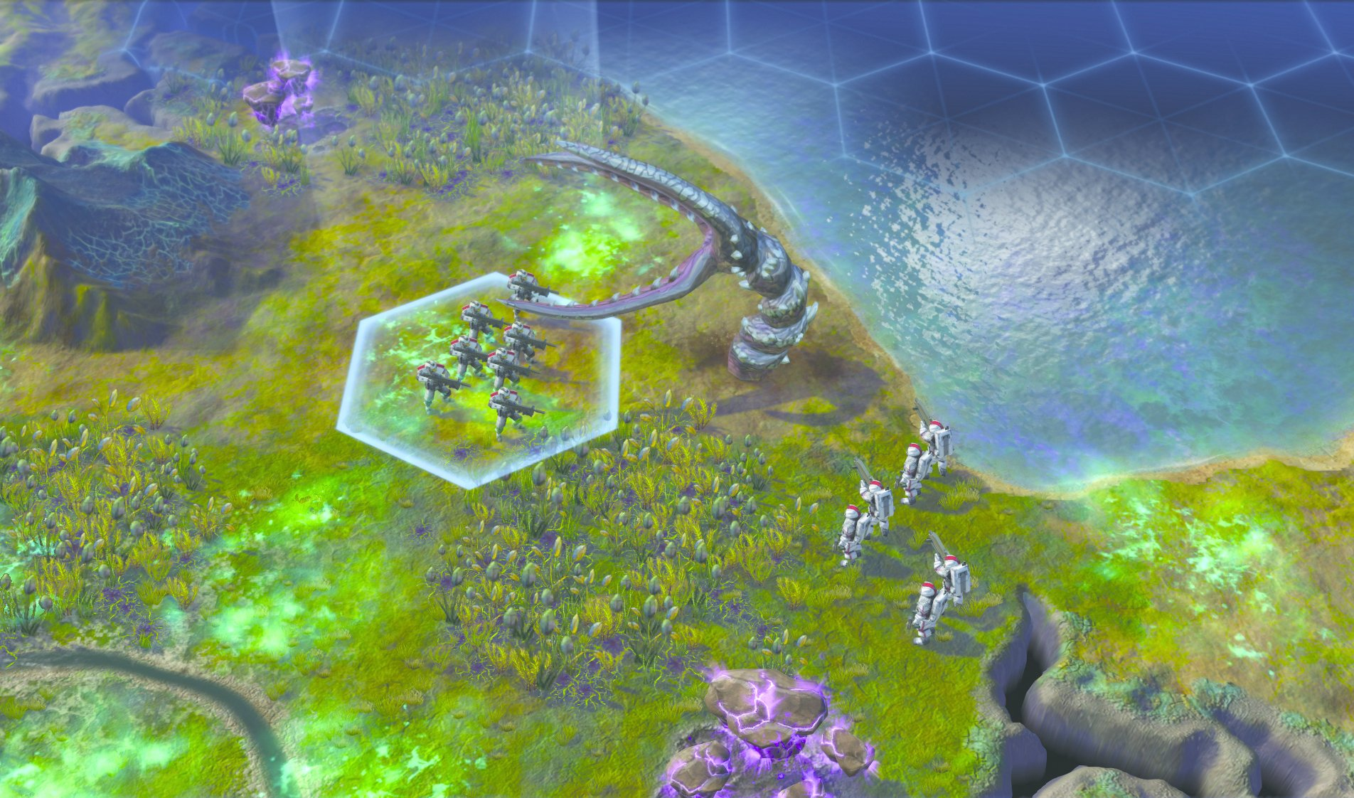 Civilization beyond earth wallpaper and background image - Civ 6 wallpaper ...