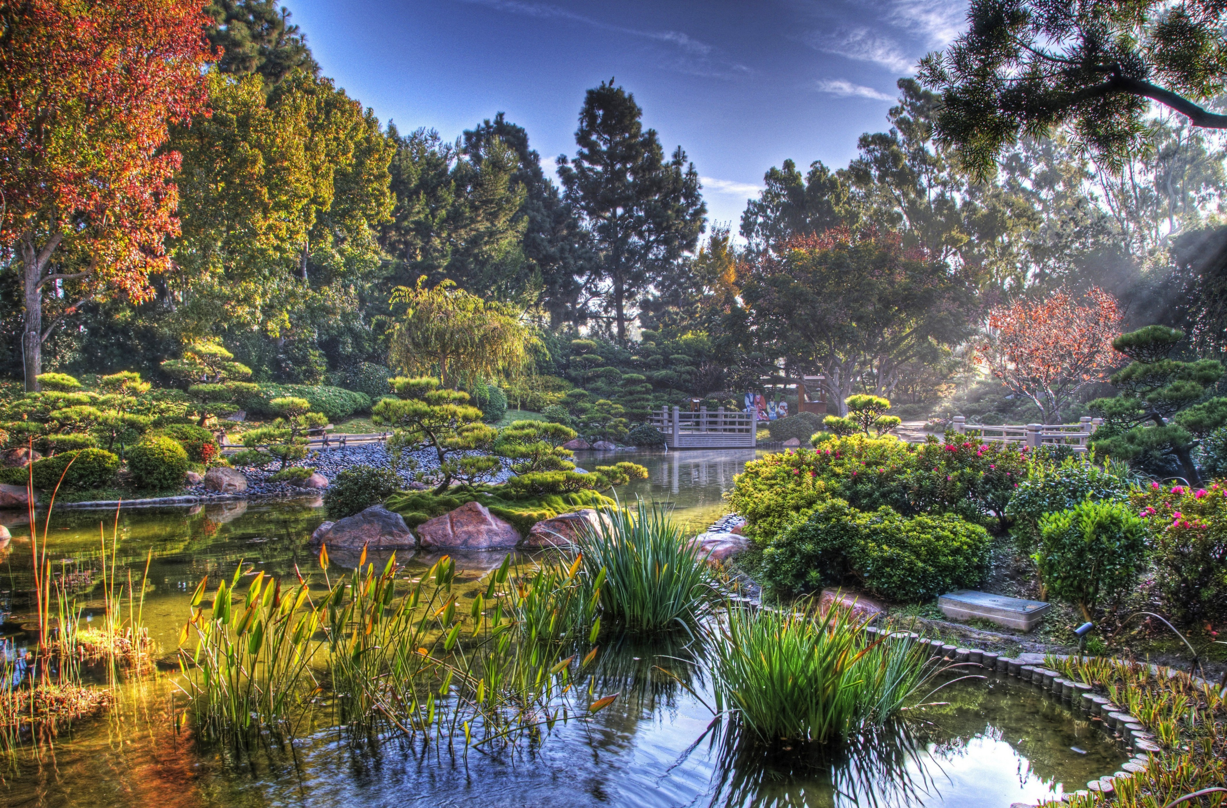 30 Japanese Garden HD Wallpapers