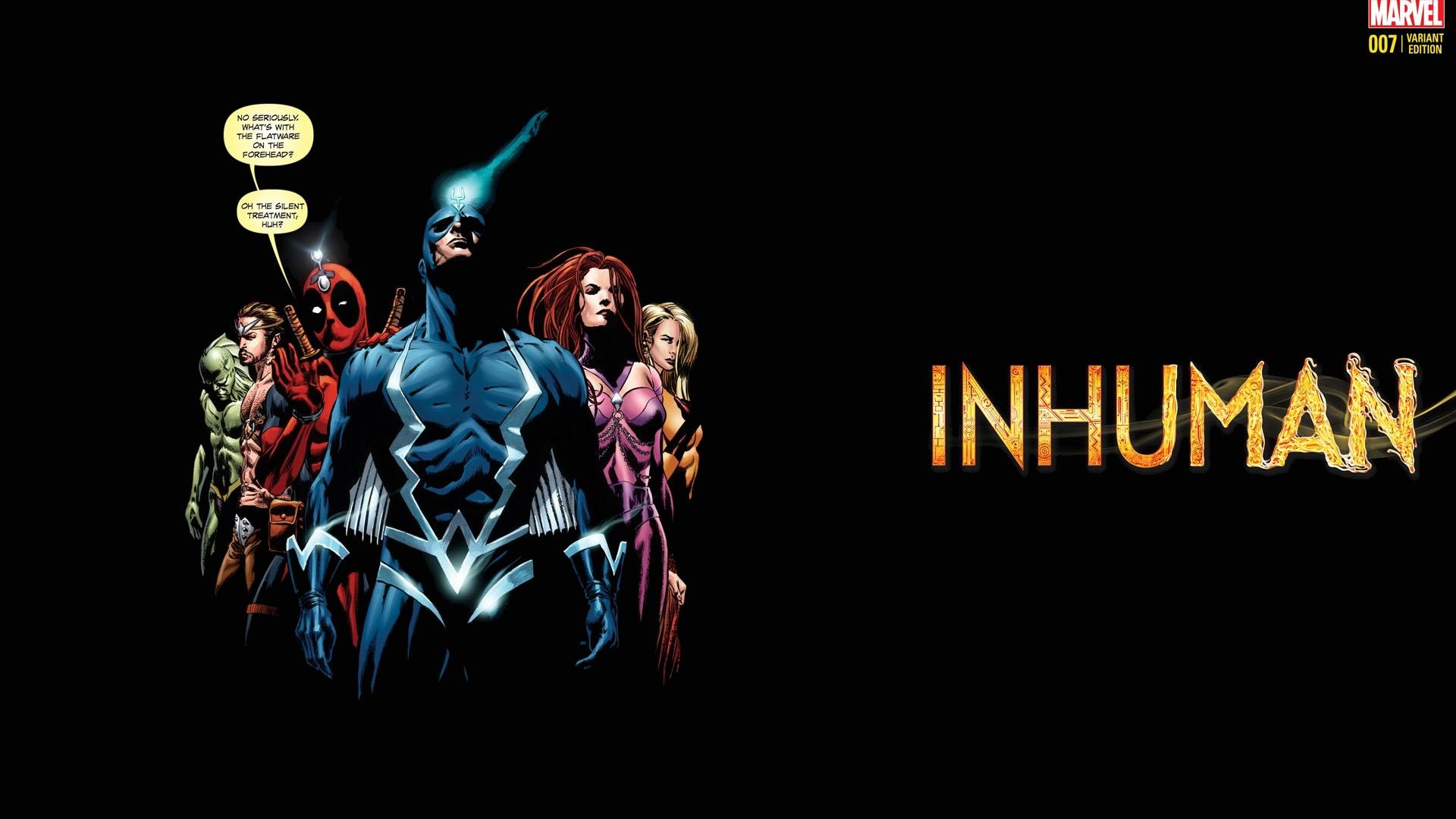 3 Inhuman HD Wallpapers | Backgrounds - Wallpaper Abyss