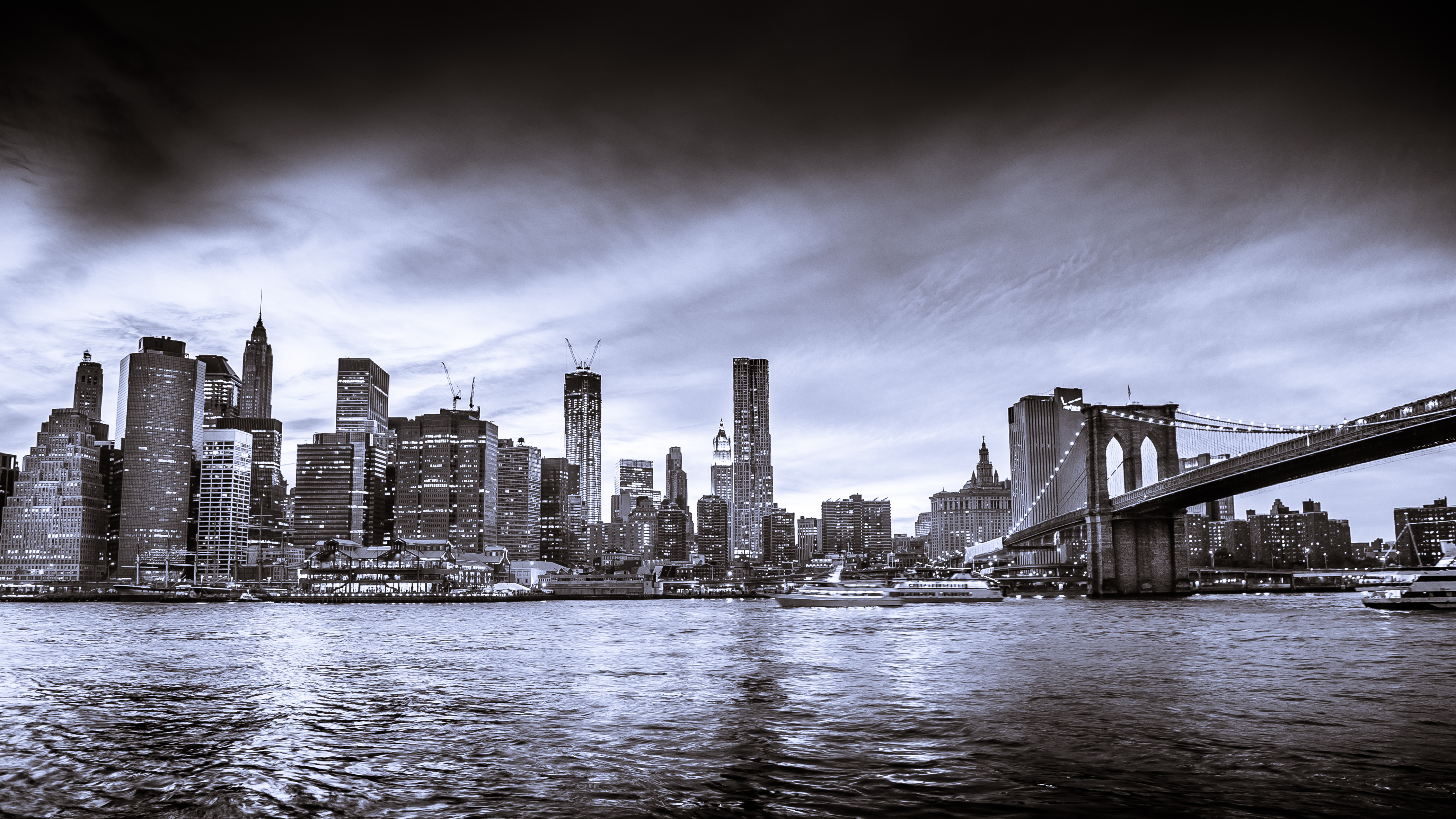 New York 4k Ultra HD Wallpaper And Background Image