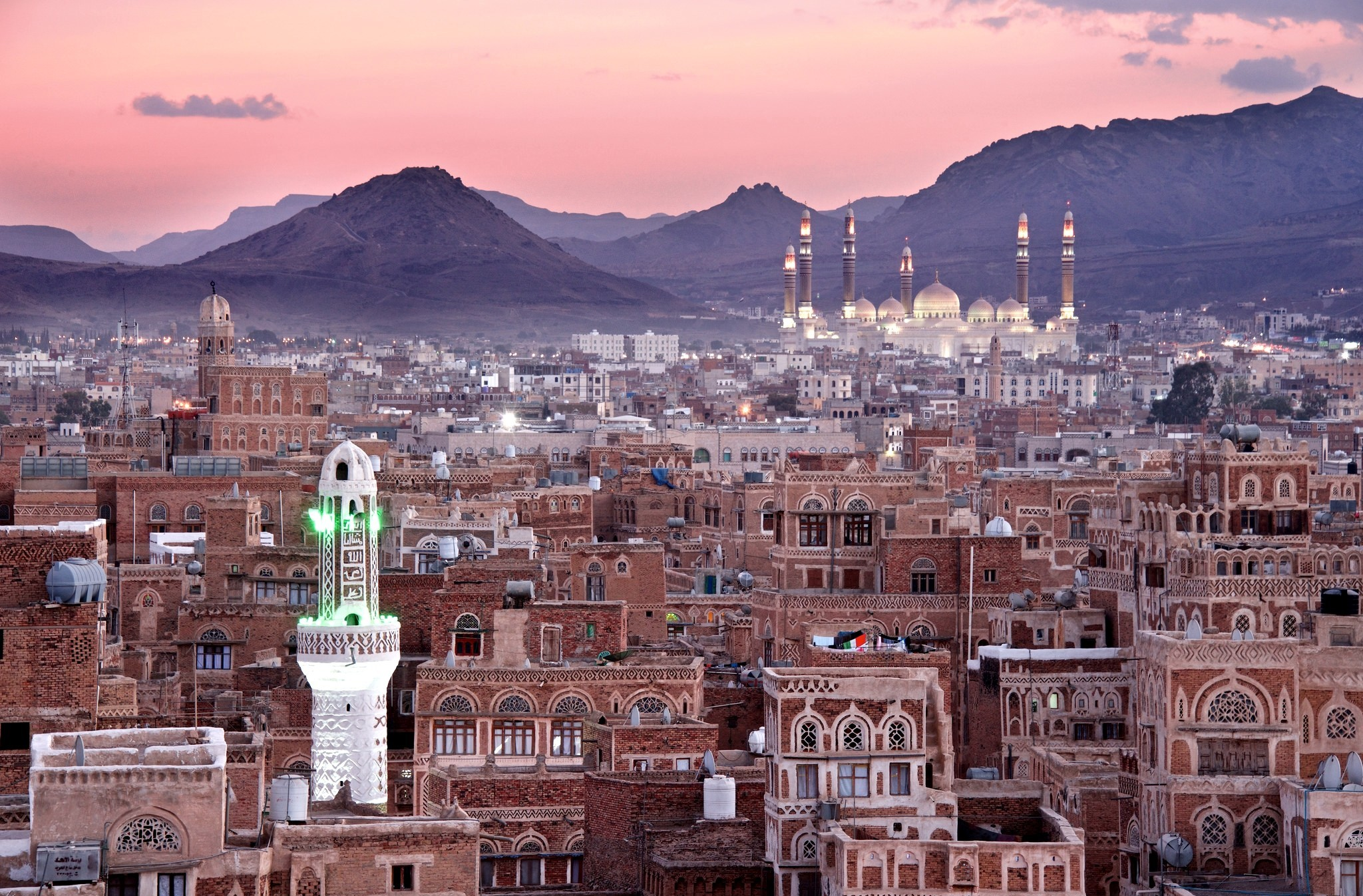 3 Cities / Yemen HD Wallpapers  Background Images