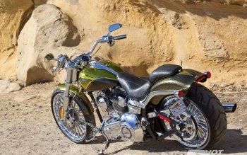 2 Harley Davidson CVO Breakout HD Wallpapers