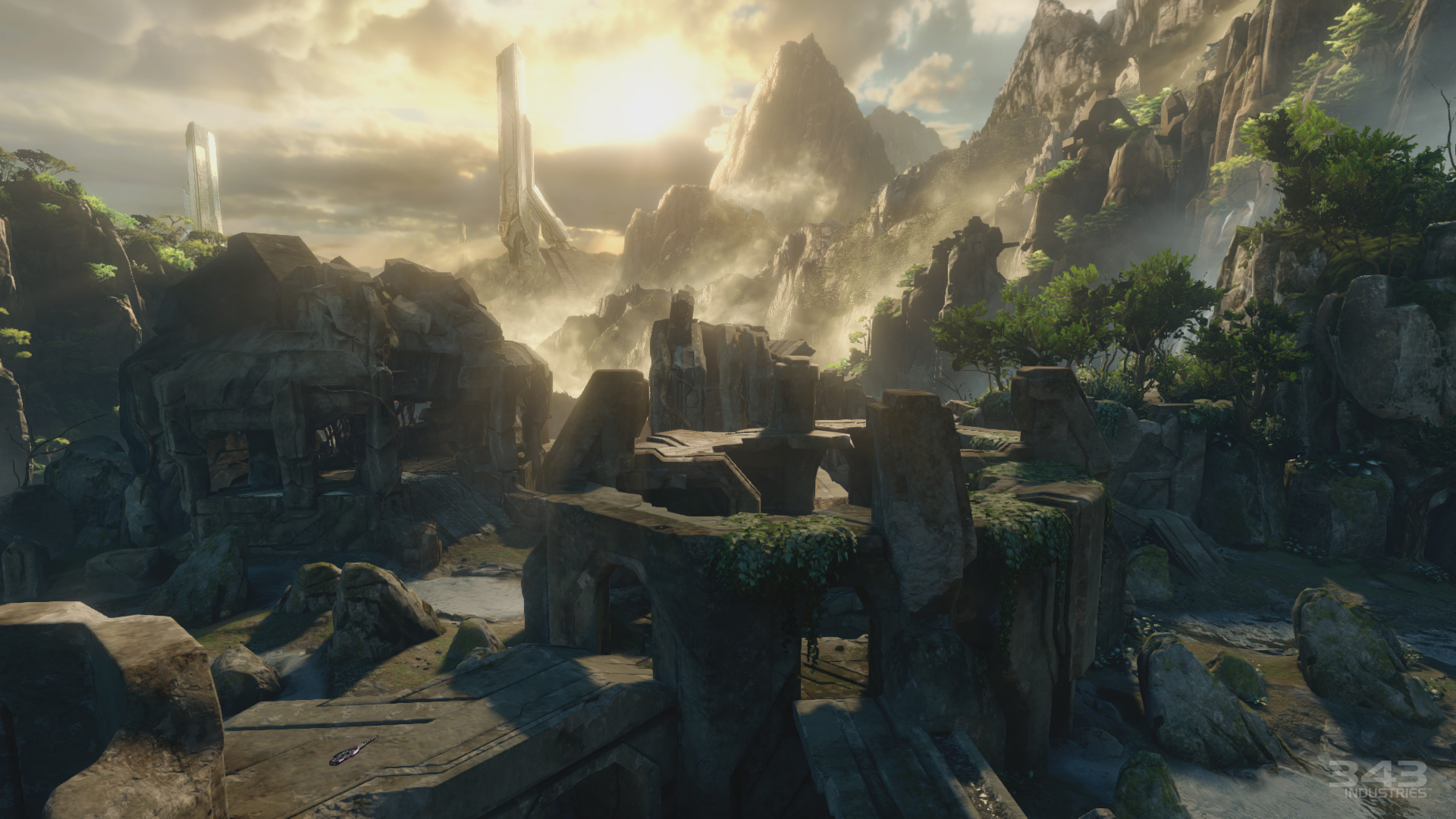 Halo: The Master Chief Collection Full HD Wallpaper and ...