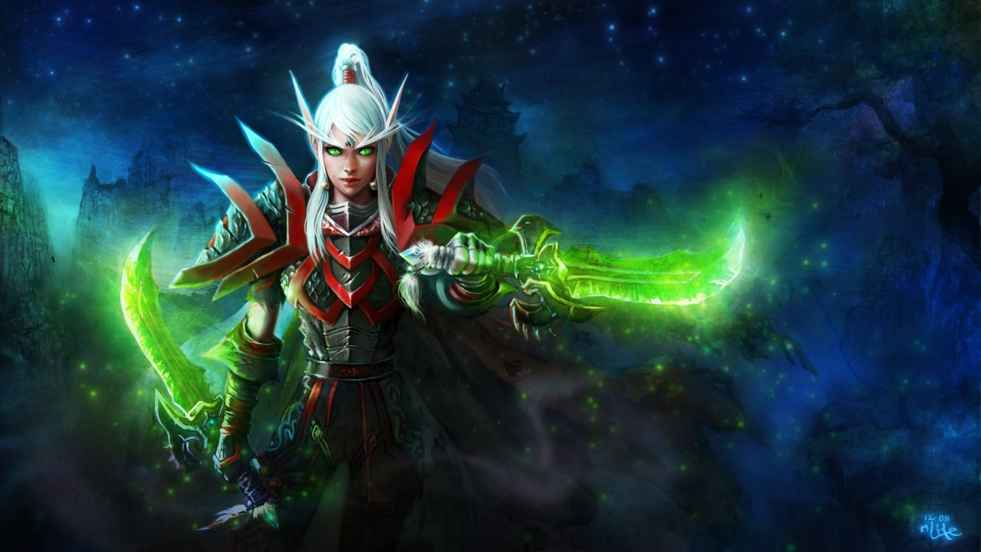 World Of Warcraft 4k Ultra HD Wallpaper | Background Image ...
