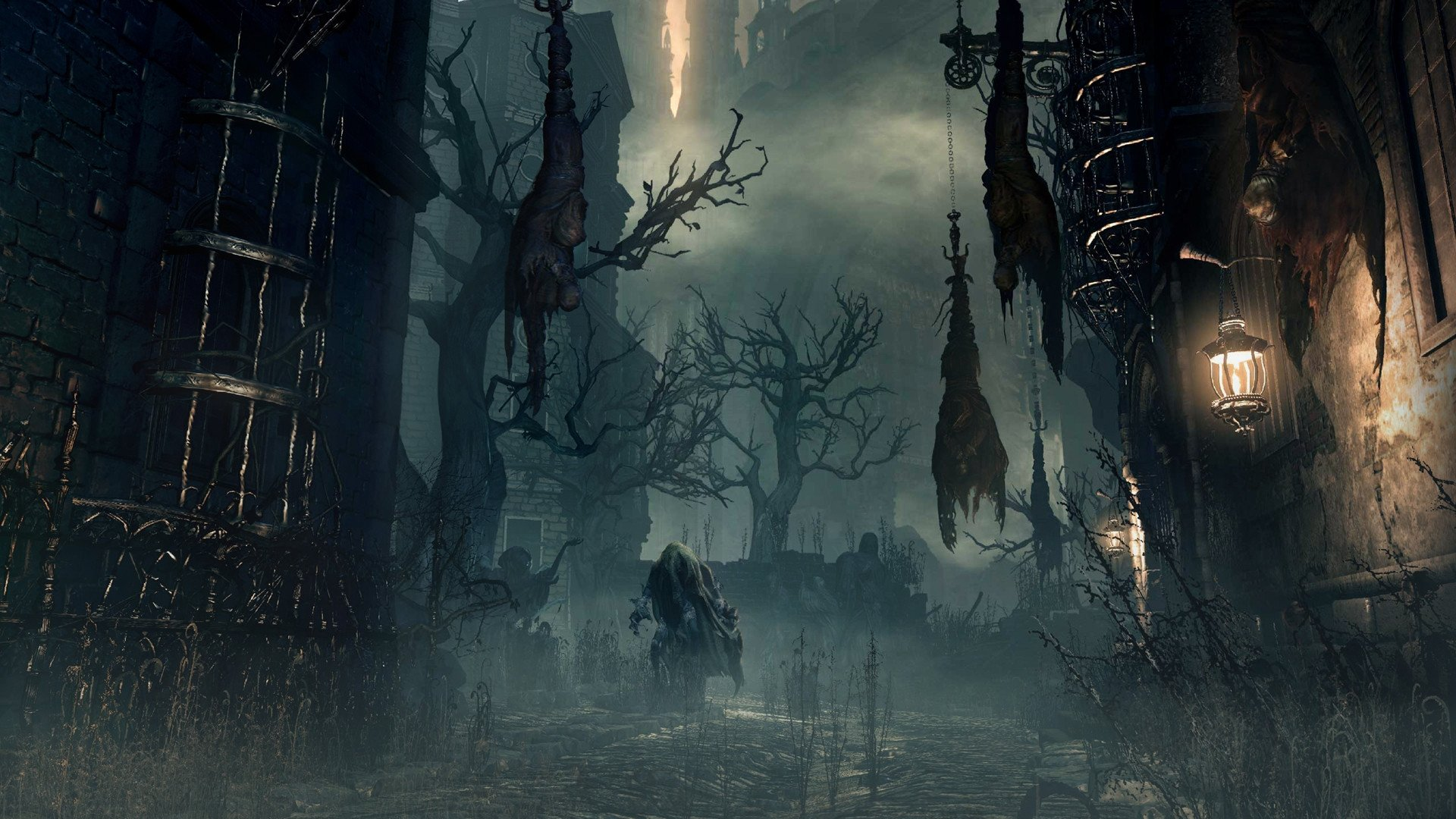Bloodborne full hd wallpaper and background image 1920x1080 id 543893 - Bloodborne download ...