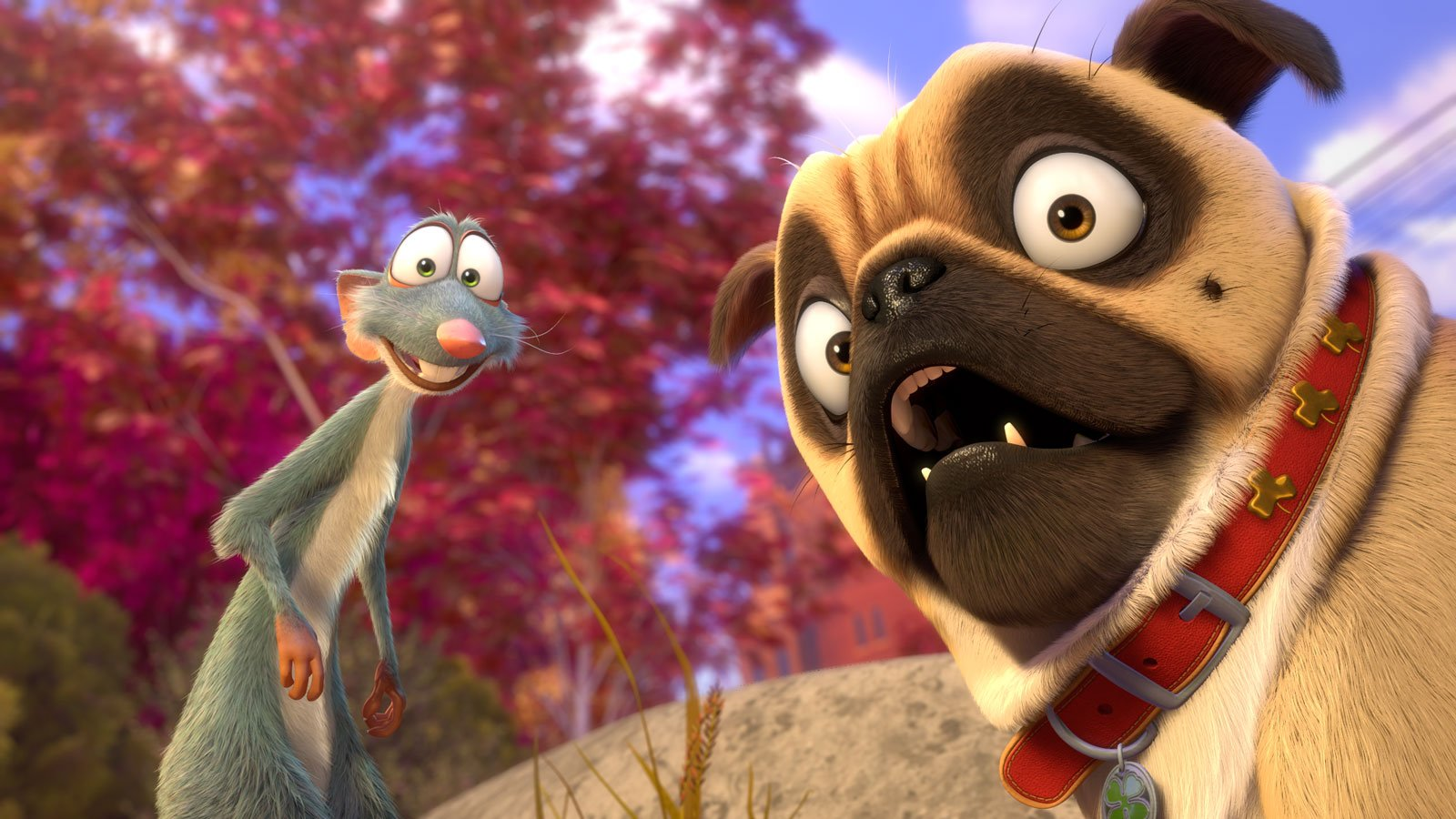 The Nut Job Movie Wallpaper The Nut Job Wallpaper ...