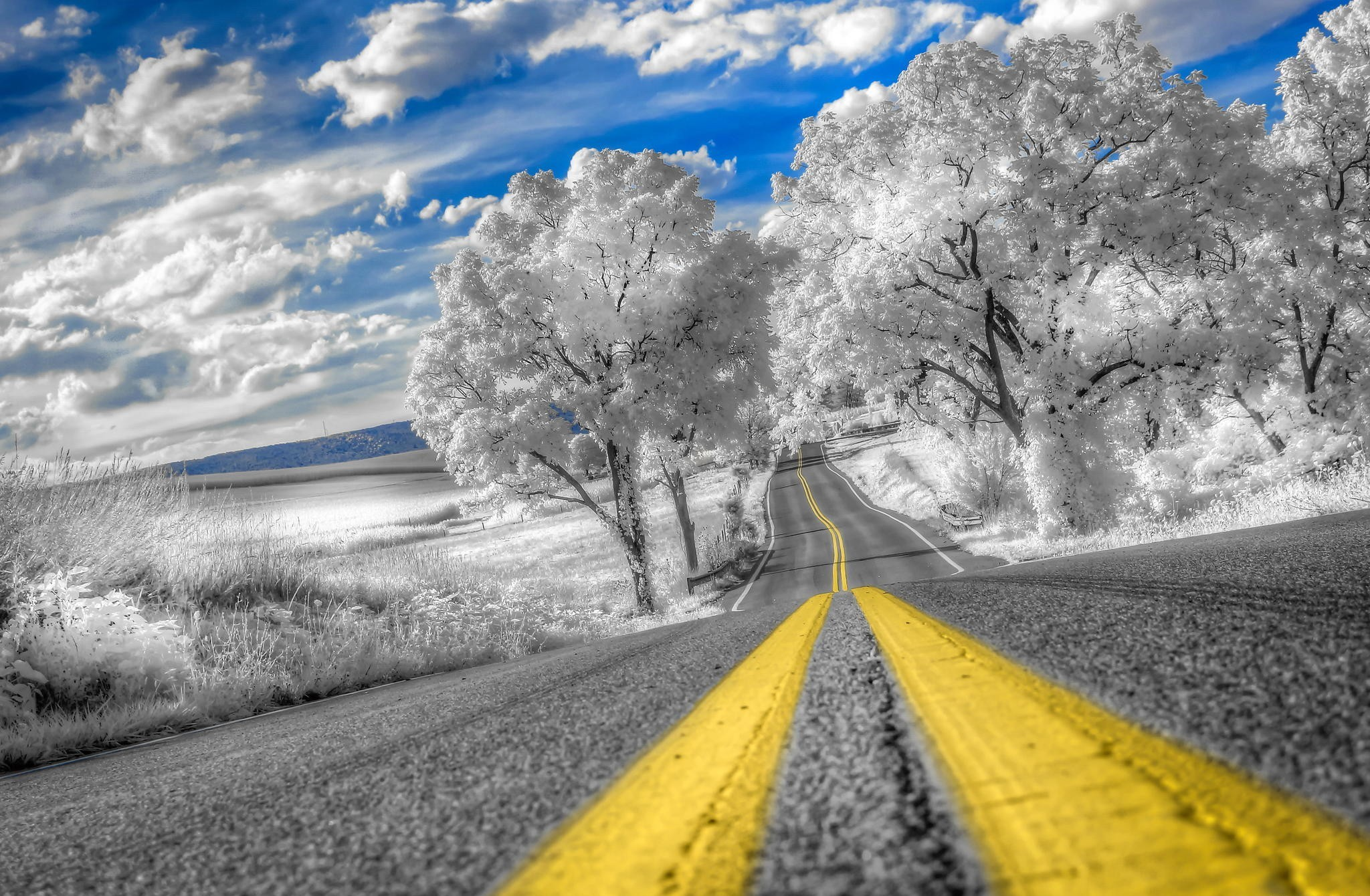 Road To Home Full HD Wallpaper And Background Image