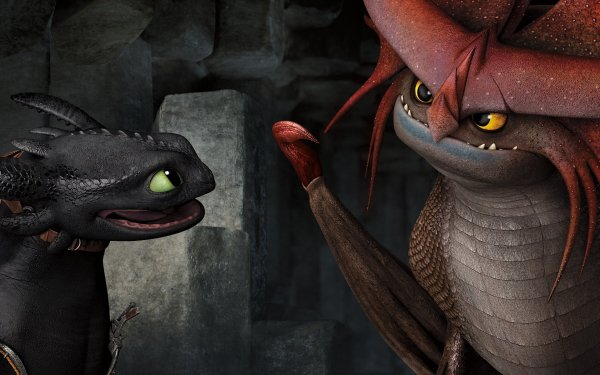 Movie How to Train Your Dragon 2 How to Train Your Dragon Toothless Cloudjumper HD Wallpaper   Background Image