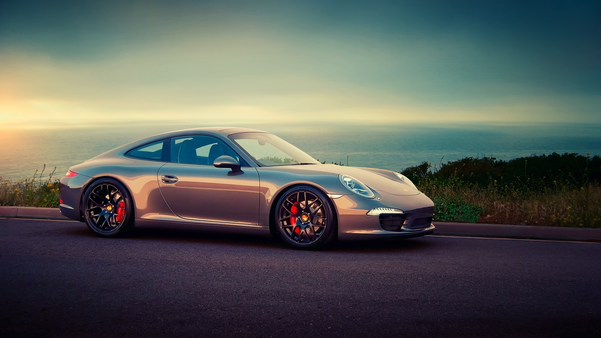 Porsche full hd wallpaper and achtergrond 1920x1080 id - Porche para autos ...