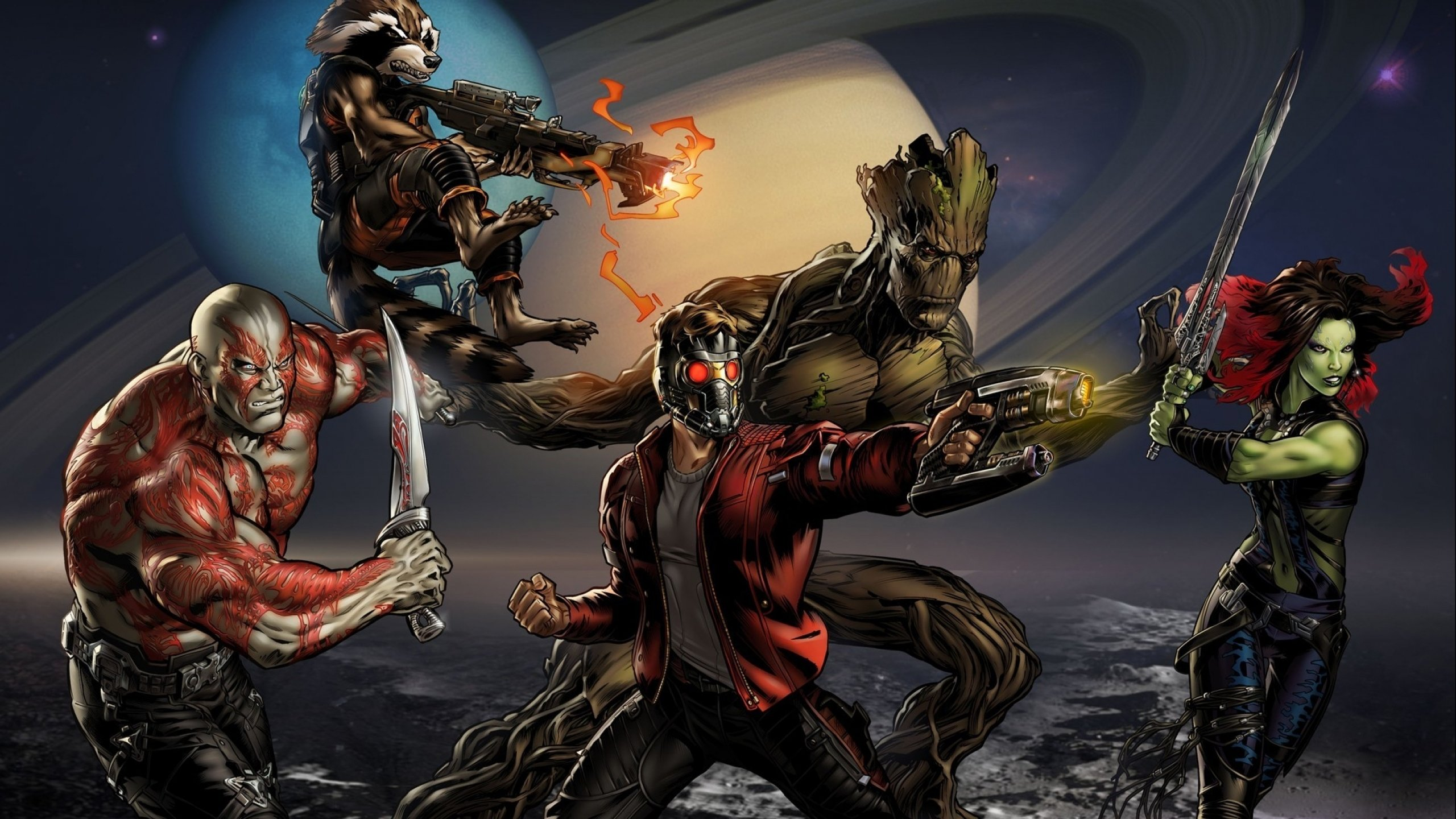 Image From Http Images6 Alphacoders Com 547 547196 Jpg Guardians Of The Galaxy Drax The Destroyer Marvel Avengers Alliance